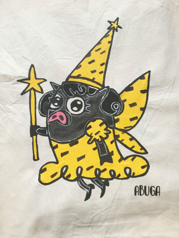Totebag Cerdhada customizada Ryoga
